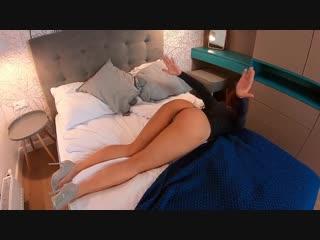 Behindthemaskk - horny young wife hard fucked in bedroom