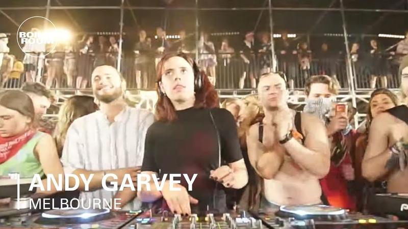 Andy Garvey | Boiler Room x Pitch Festival