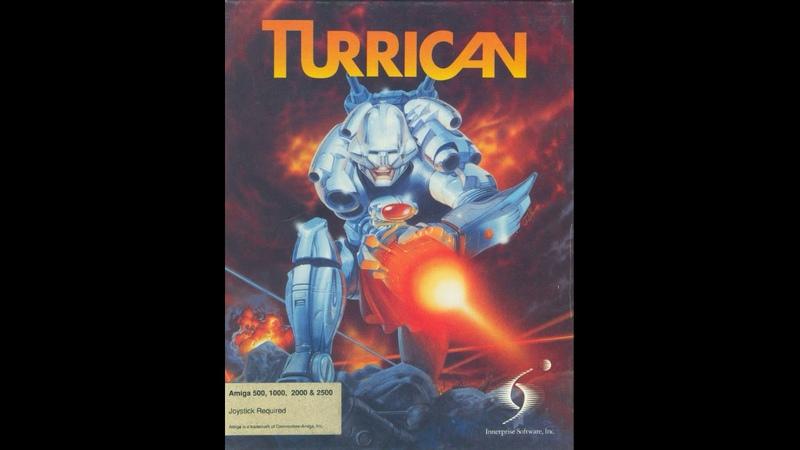 Old School {Amiga} Turrican ! full ost soundtrack