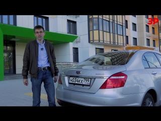 Обновленный Geely Emgrand 7 — «китаец» из Белоруссии