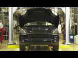 Car Factory : Porsche Macan Production Plant How It's Made
