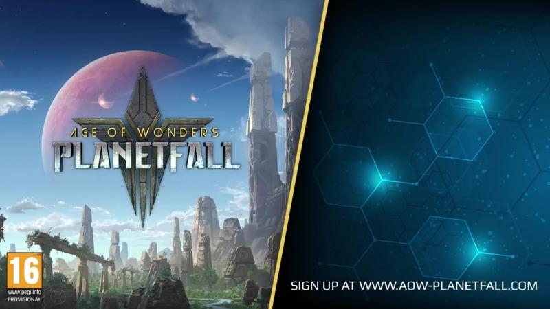 Age of Wonders_ Planetfall - Faction Spotlight_ Vanguard