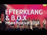 Efterklang &amp B.O.X - live @ moers festival 2018 - ARTE Concert