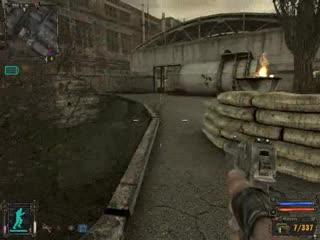 Stalker: Тень Чернобыля - Янтарь (версия Новая Война)