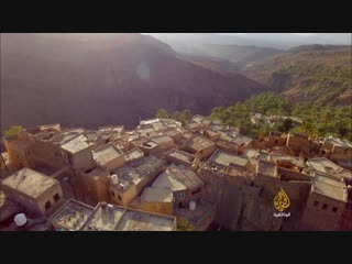 Масафт АлИбрин (Оман) - مسفاة العبرين في عمان