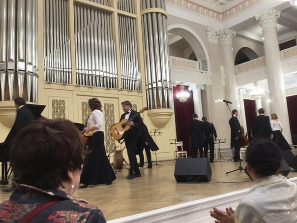 4 октября 2018 г, Элегия, Филармония им. Шостаковича, СПт-г OwTwXEKnkhI