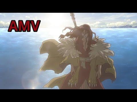 Доктор Стоун Dr Stone AMV Grey аниме клип