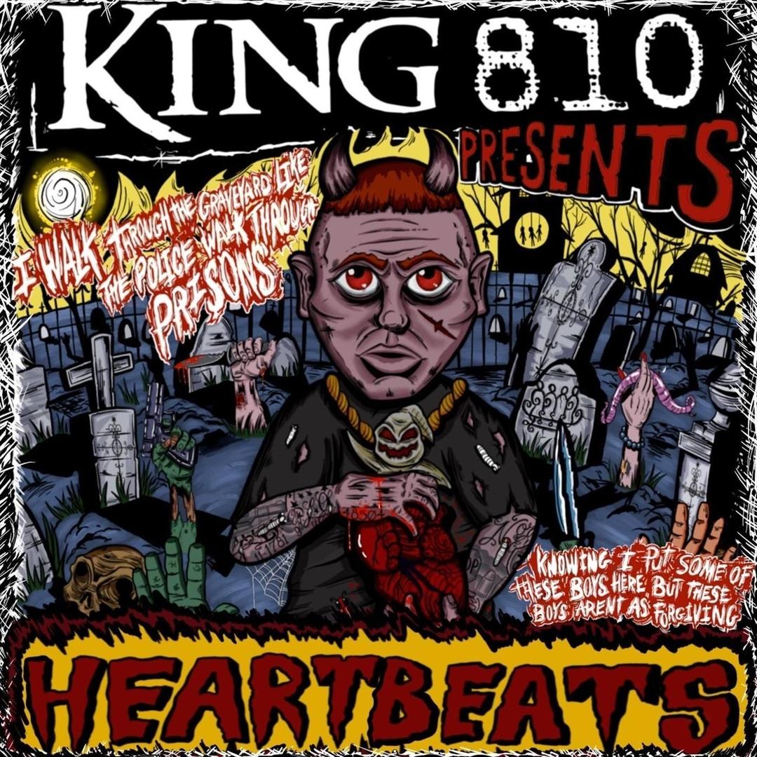 King 810 - Heartbeats [Single] (2018)
