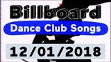 Billboard Top 50 Dance Club Songs (December 1, 2018)