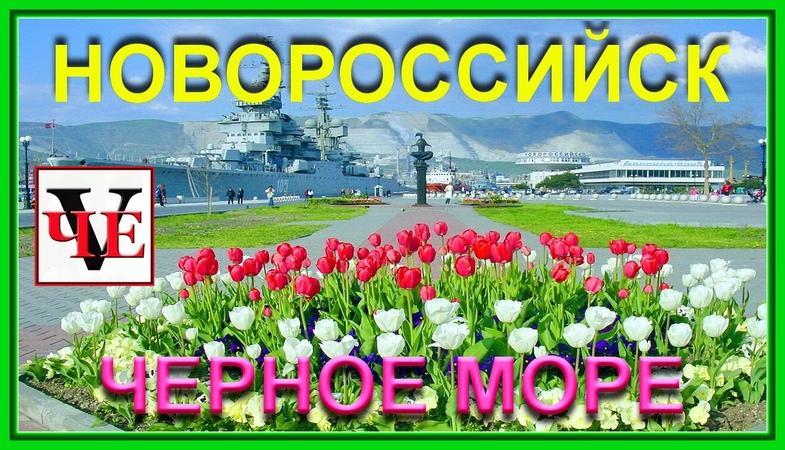 Новороссийск на Черном море поездка на машине