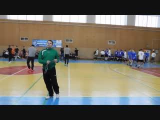 10.11.2018 Футбол Видяево - Никель, дс Строитель ч.2