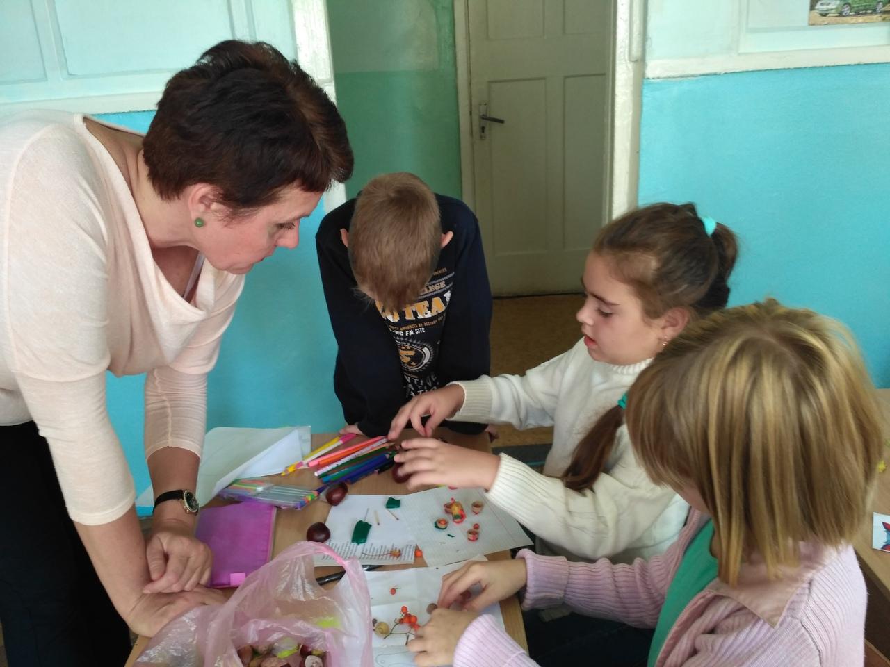Донецкая республиканская библиотека для детей, сектор организации досуга детей, познавательные уроки для детей