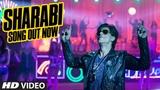 Sharabi feat. SurjRDB &amp JessieK Happy New Year Shah Rukh Khan Courtesy of Three Records