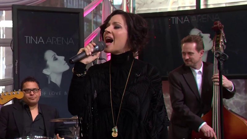 Tina Arena - I Just Dont Know What to Do with Myself (Live on Sunrise 2007)