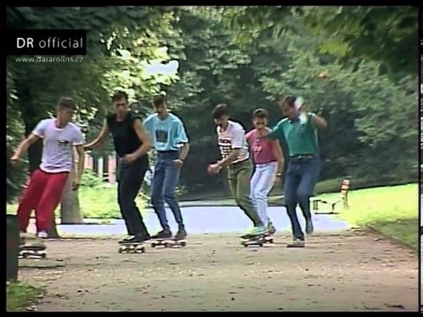 Darina Rolincová - Bol to fór (videoklip) 1988