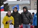Игроки ХК Салават Юлаев наградили юных спортсменов