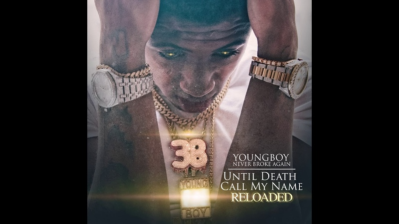 YoungBoy Never Broke Again Run It Up Official Audio