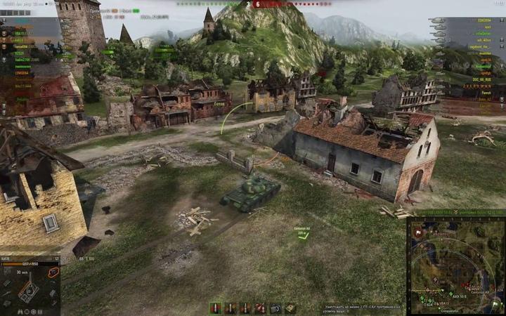WZ-121 китай рулит!
