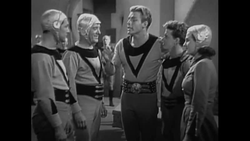 Бак Роджерс (1939) серия 10