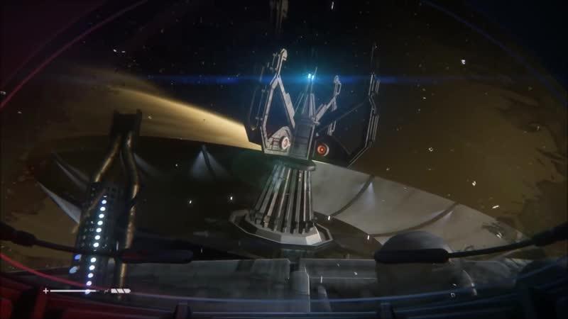 Alien- Isolation 20. Обсерватория_720p-