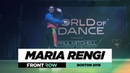 Maria Rengi FRONTROW World of Dance Boston 2018 WODBOS18