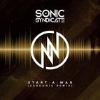 Sonic Syndicate альбом Start a War (Zardonic Remix)