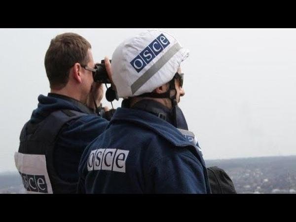 Западу и ОБСЕ нечего делать в Азовском море...