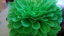 Хризантема из изолонаБесплатный мастер-класс🌼🌼🌼Часть 3