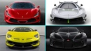 10 Newest SuperCars HyperCars Debut at the Geneva Motor Show 2019 .....