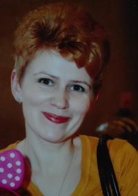 Рисунок профиля (Ирина Иноземцева)