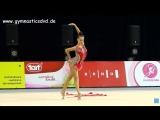 Ekaterina Selezneva - ribbon (final) Gran-Prix - Brno, Czech Republic - 13-14.10.18