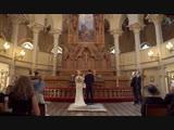 Marcus & Vera. Wedding day in Finland