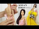 The making of DeMuse Asian Doll ( with exclusive uncut scene)