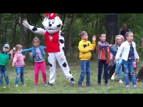 Зажигательный праздник для детей, от депутата Фокина К.А. с Щенячьим патрулём.Дзержинск