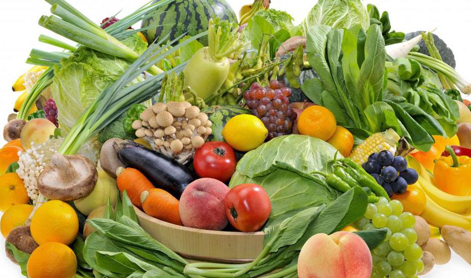 Употребление в пищу органических фруктов и овощей в больших количествах является одним из альтернативных методов лечения рака.
