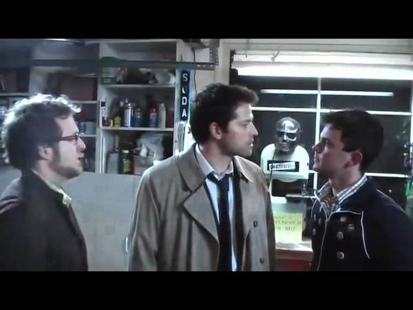 Укротители встречают Кастиэля (FarGate.Ru LostFilm.TV)