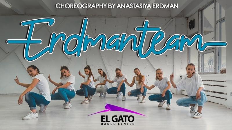 Dj BelindZz - Flicka Da Wrist Ha (C.P)   Erdman Team   Choreography Anastasiya Erdman