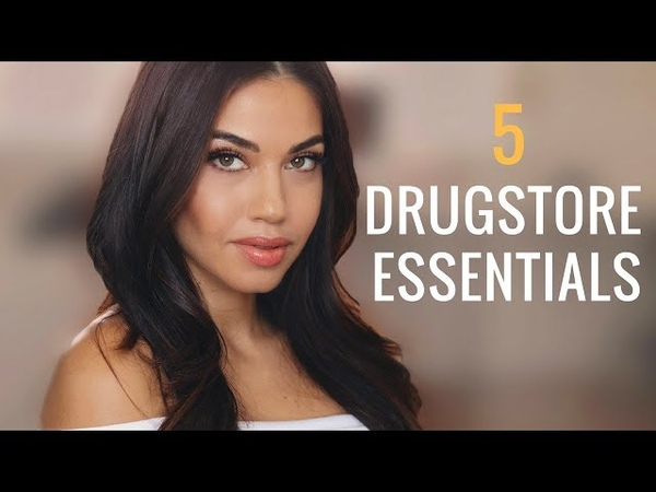 My 5 Drugstore Essentials Top Drugstore Makeup Must Haves Eman