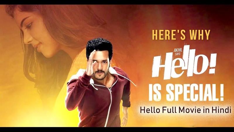 Taqdeer (Hello) New Released Hind Dubbed Movie | Akhil Akkineni, Kalyani Priyadarshan Jagapathi Babu
