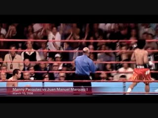 Manny pacquiao - the amazing speed