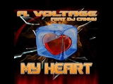 A.Voltage Feat.Dj Cammy - My Heart (Italo Dance Remix) Up By Italo Regis