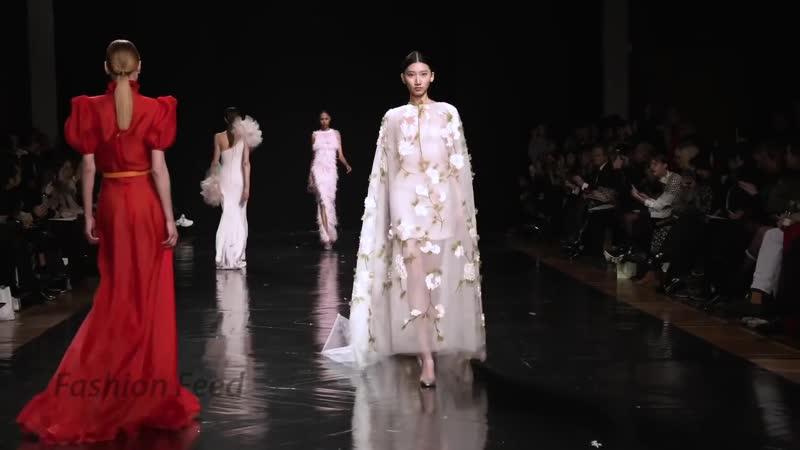 Celia Kritharioti - Haute Couture Spring - Summer 2019 (Exclusive)