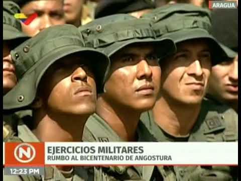 Mensaje del Pdte Maduro a los hombres y mujeres de la Armada Nacional Bolivariana