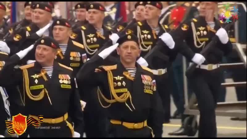 МАРШ РОССИЙСКИХ БРИГАД