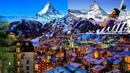 SWITZERLAND ZERMATT ~ Magic Winter ~