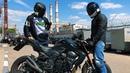 Подарил мотоцикл Пилоту PilotZX6r в Москве
