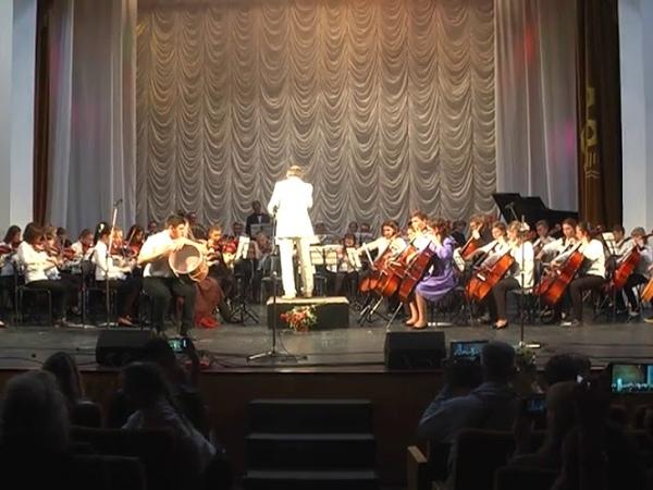 Симфонический оркестр ДШИ № 8 - «Арцах» А. Геворгян