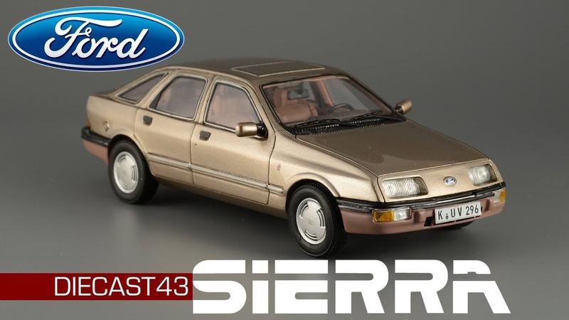 Ford Sierra Ghia 1982    Neo Scale Models