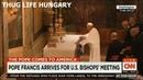 Ferenc Pápa kenterbe ver mindenkit