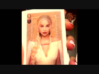 Обзор игральных карт «Игра престолов»